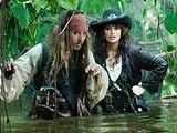 加勒比海盗4 超级碗预告片