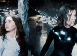 《黑夜传说4》片段 赛琳娜护女娇躯迎战巨怪