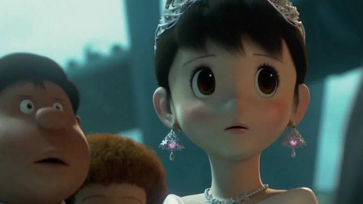 哆啦A梦:伴我同行2 先行版