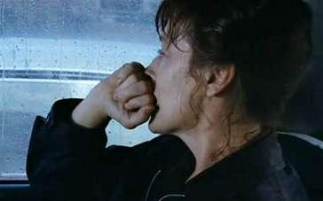 《廊桥遗梦》片段 斯特里普雨中诀别伊斯特伍德