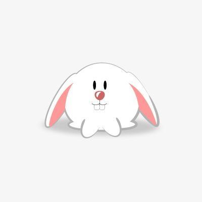 表情 小白兔的正面头像 小白兔的图片头像 小白兔头像 小白兔头像可爱 搜美网 表情