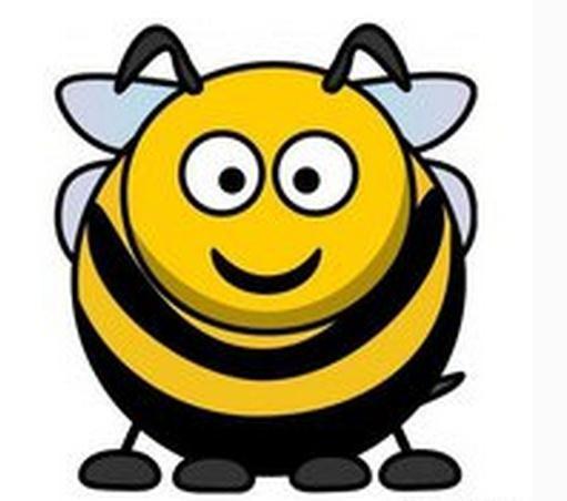 表情 可爱小动物简笔画蜜蜂 卡通小动物简笔画图片 2017新年开户注册
