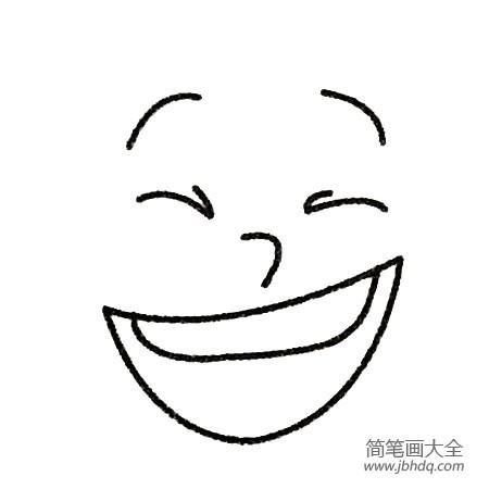 表情 表情简笔画大全及画法步骤 人物头像简笔画 简笔画大全 表情