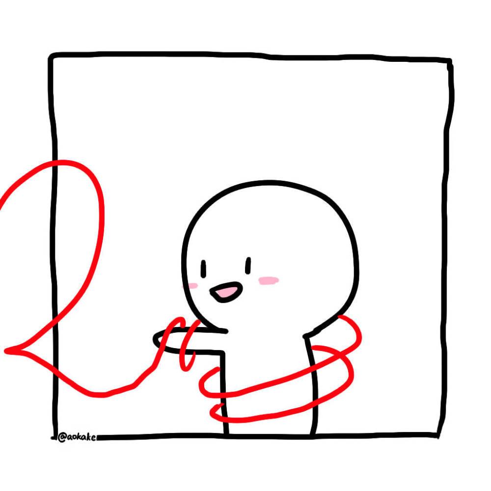 表情 简笔白底小人情侣头像 9张 简笔画 表白图片网 表情