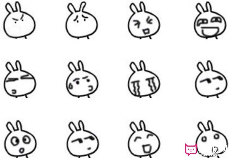 表情 表情简笔画图片大全 18张 3 表情图片 表白图片网 表情
