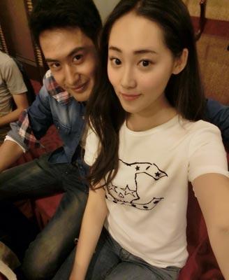 选活动,入围的北京电影学院表演系的新生美女曝光后,引发网友热图片