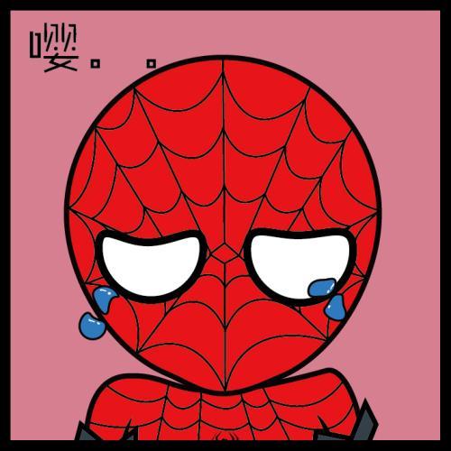 画蜘蛛侠表情 钢铁侠漫画图片 漫威漫画 表情简笔画 搜美网 表情