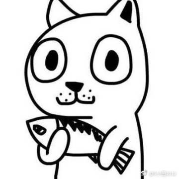 折纸方法 小鱼简笔画彩色 香辣小鱼干 楚楚之家 表情