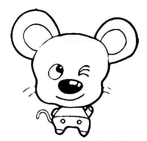 表情 害怕图片简笔画动物简笔画图片儿童简笔画害怕图片害怕的表情简笔画兔子  表情