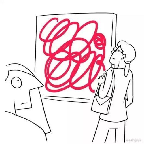 表情 粉色简笔画手绘表情包 qq头像 表情