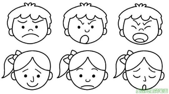 表情 表情简笔画 hello kitty简笔画 qq头像女生背影 1一10数字简笔画 七星软件网 表情