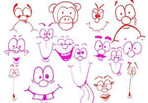 表情 搞笑ps 图片免费下载 搞笑ps素材 搞笑ps模板 千图网 表情