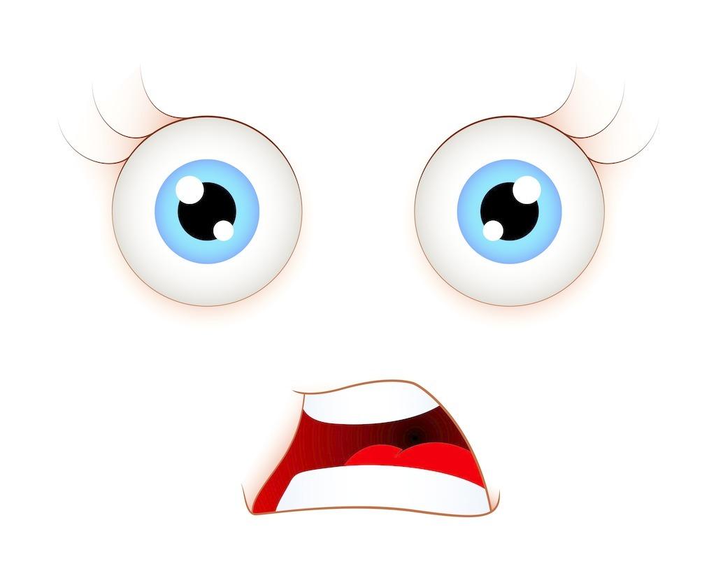 表情 害怕的表情设计元素素材免费下载 图片编号 4046352 六图网 表情