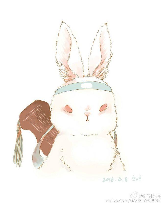 表情 魔道祖师 蓝忘机 夷陵老祖全球后援会一只汪叽兔几 表情