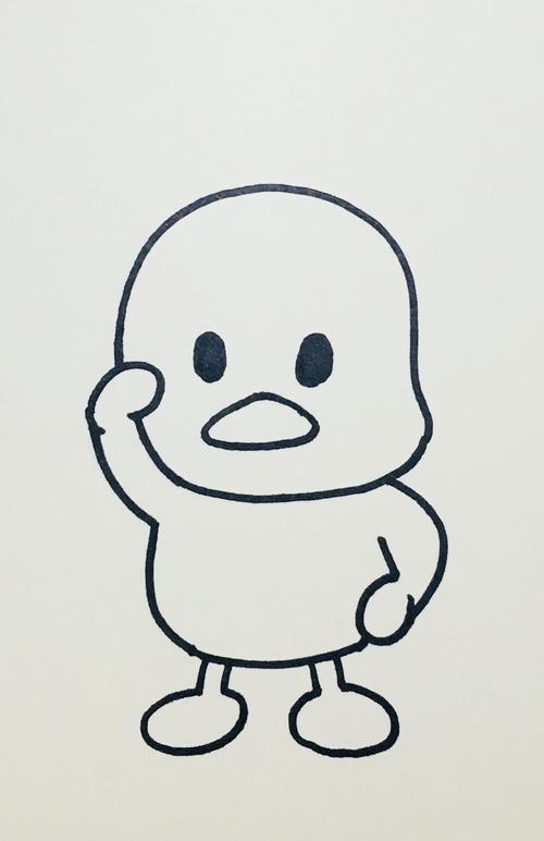 表情 抖音上的简笔画小人 qq头像 表情