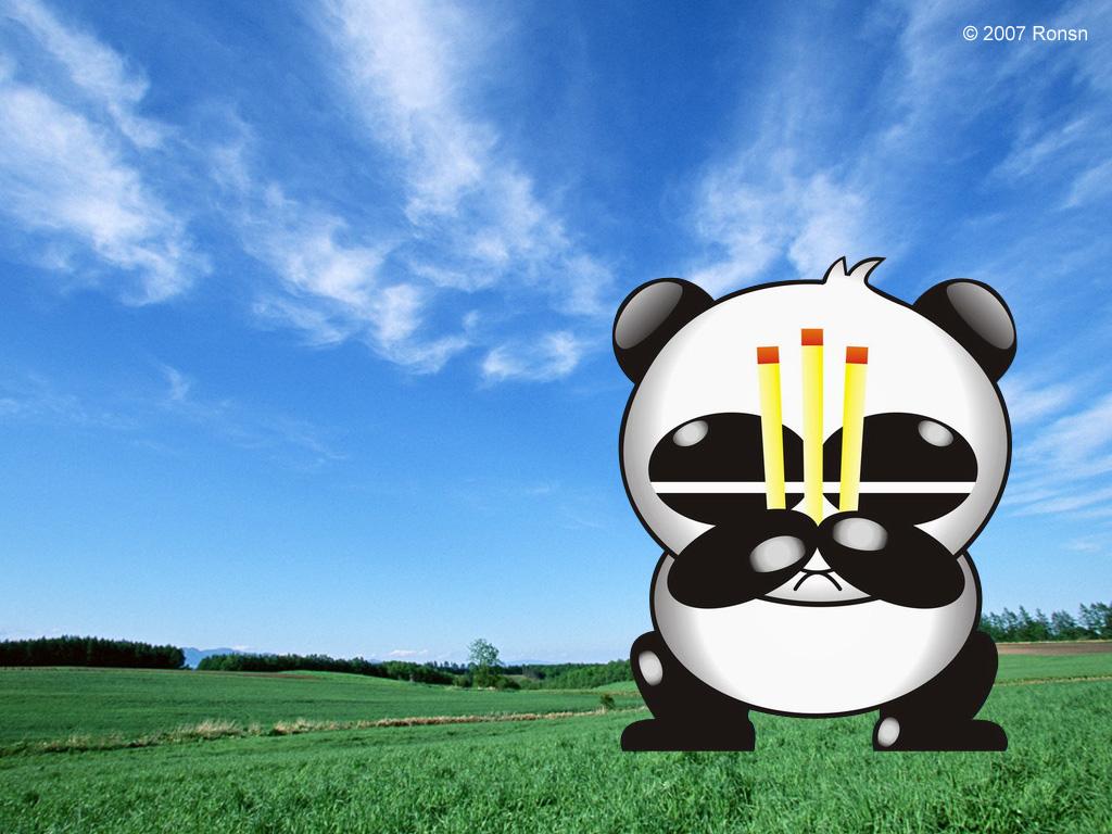 表情 熊猫烧香动态图下载 图片大全 表情