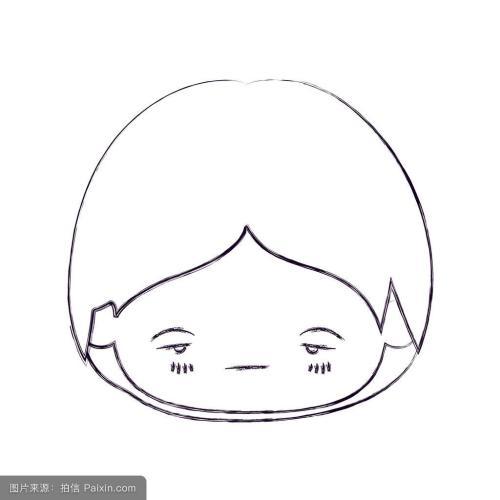 表情 紧张表情简笔画 害怕表情简笔画 紧张表情 紧张表情符号 七星软件