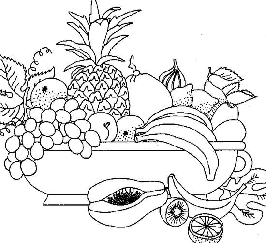 表情 如何画一堆水果的简笔画 表情