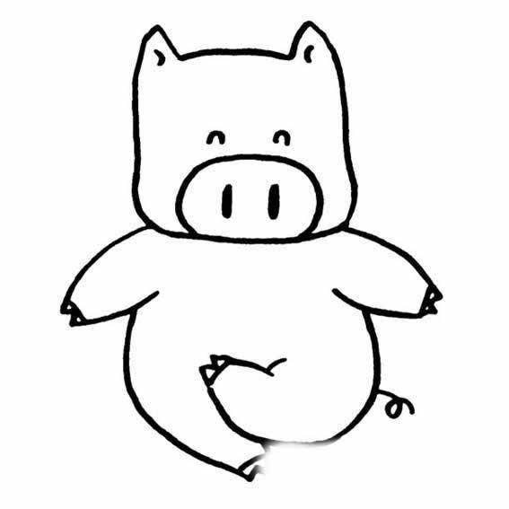 表情 动物简笔画 可爱动物简笔画 动物简笔画图片 幼儿动物简笔画大全 表情