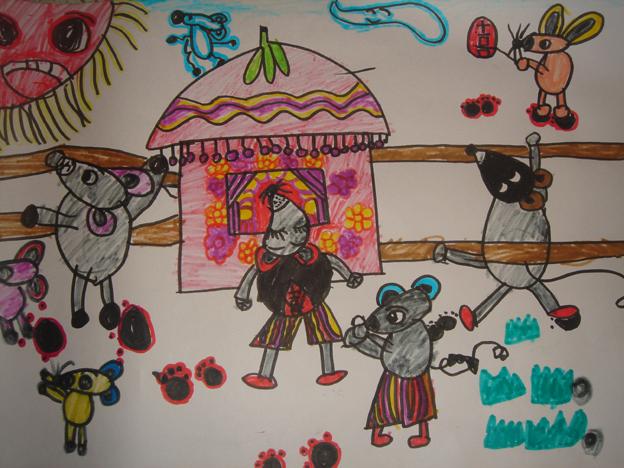 表情 猫和老鼠汤姆猫表情 乐乐简笔画 表情