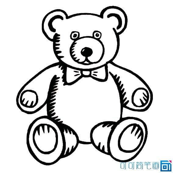 表情 小熊简笔画 小鸭子简笔画 就要健康网 表情