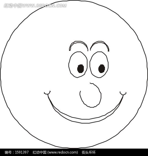 表情 简笔画笑脸 星星简笔画 就要健康网 表情