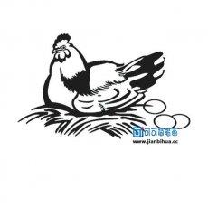 画动物 小鸡的简笔画 钱柜手机娱乐官网 表情