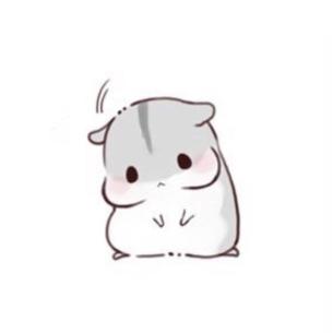 表情 可爱小仓鼠卡通手绘图片大全 图片大全 表情图片