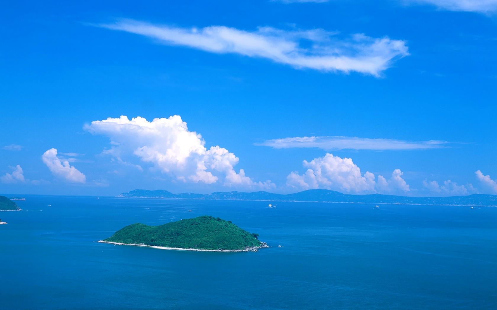 Islands 岛屿 电脑桌面壁纸图片