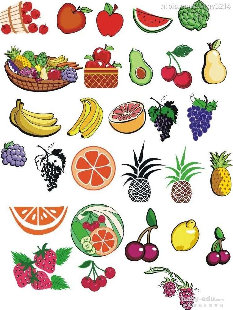 表情 水果简笔画图片大全,简笔画水果图片大全 共24张图片 水果简笔