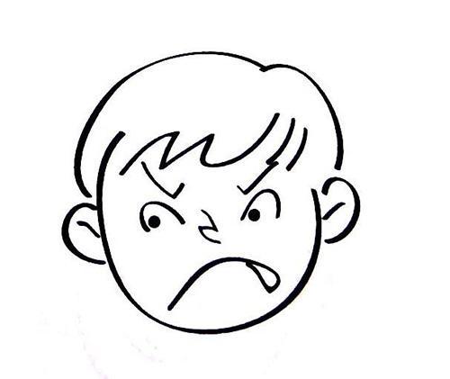 表情 表情图案手绘简笔画 18张 3 表情图片 表白图片网 表情