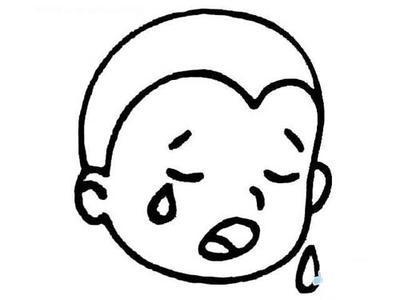 表情 悲伤的表情图片简笔画 图片家图片素材站 表情