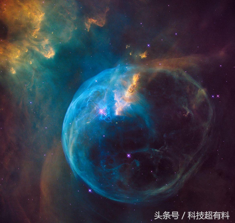 表情 哈勃望远镜带你看迷幻星空 搜狐娱乐 搜狐网 表情