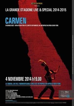 比才《卡门》 (2014)