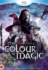 碟形世界:魔法的色彩