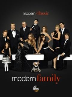 摩登家庭第五季