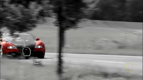 人工奇迹:布加迪超级跑车