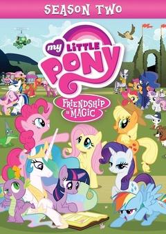 我的小马驹:友谊大魔法 第二季