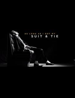 贾斯汀·汀布莱克:西服与领带
