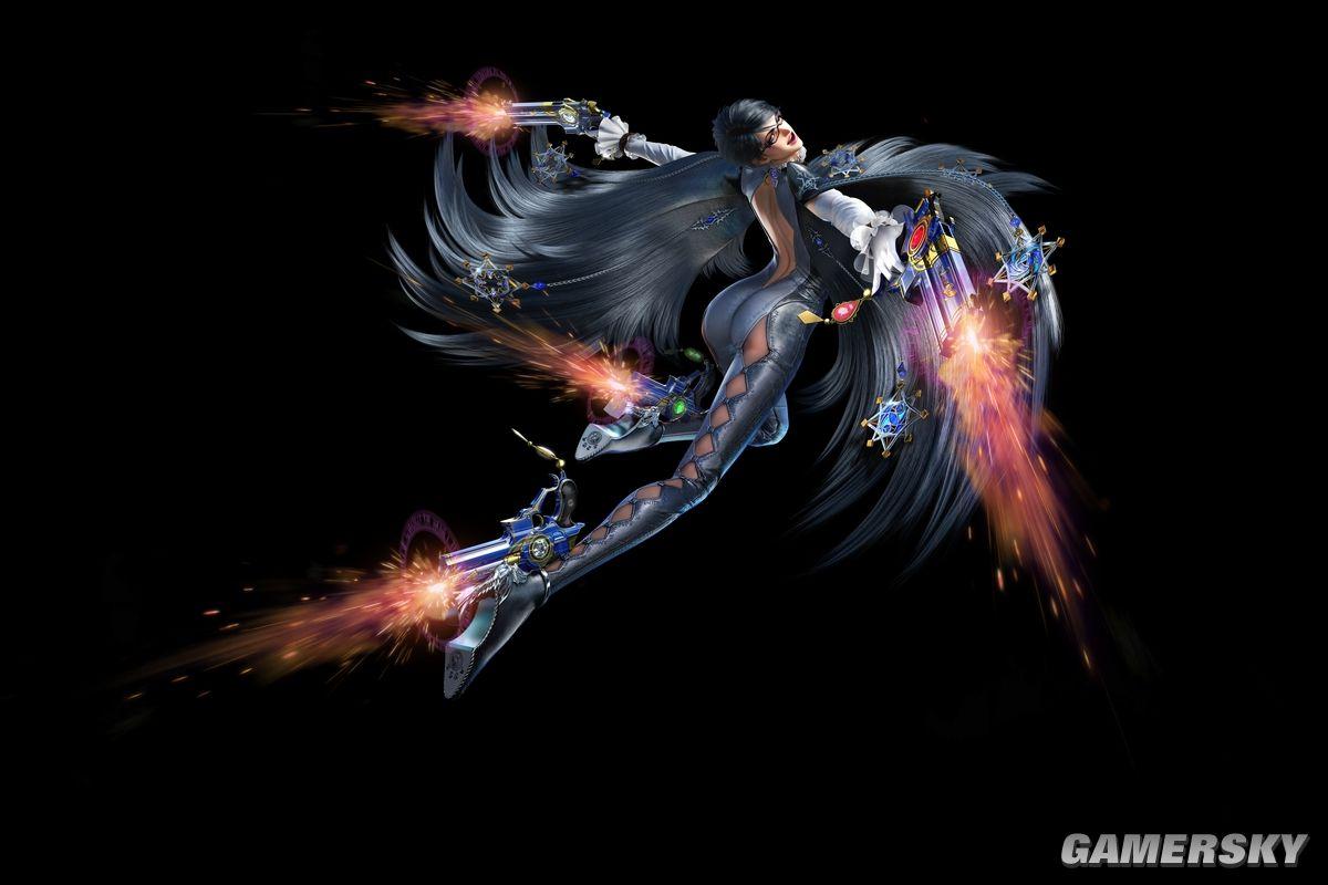 猎天使魔女2(bayonetta 2)相关图片