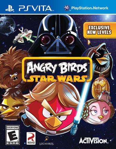 愤怒的小鸟 星战版 美版