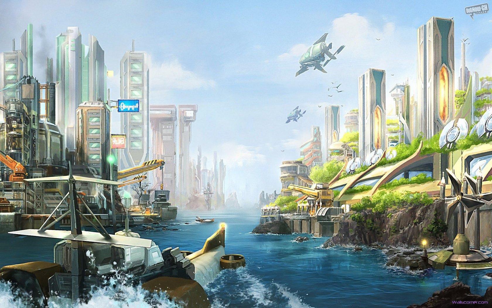 纪元2070相关图片
