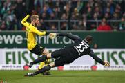 德甲第17轮:不莱梅VS多特蒙德