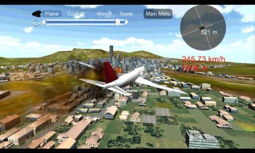 夏威夷波音模拟飞行手机游戏下载 - 搜狗手游