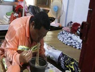 挂面爸爸为圆梦7年吃2吨挂面 女儿已不想练体操