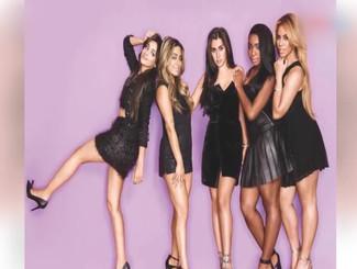 五美Fifth Harmony宣布解散 原定巡演将继续!