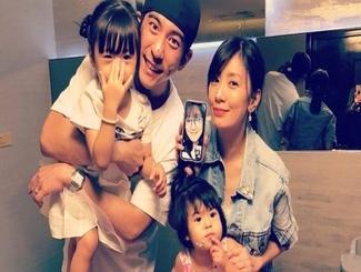贾静雯修杰楷为女儿庆祝三岁生日 ����戴皇冠公主范儿