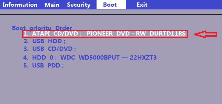 联想笔记本怎么进入bios设置u盘启动