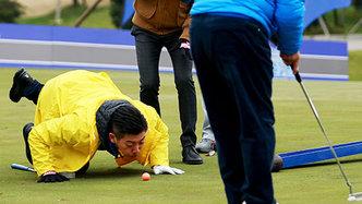 第9期:曾志伟跨界挑战高尔夫