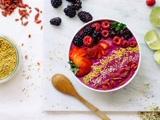 如何制作养颜美肤的混合莓果昔